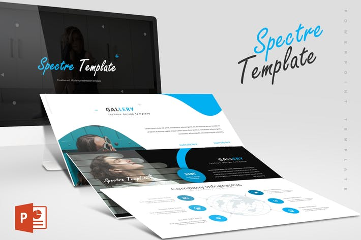 Spectre - Powerpoint Template