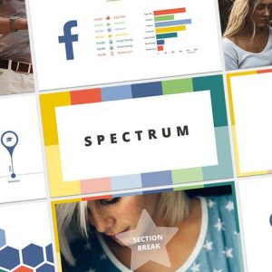 Spectrum Presentation Template