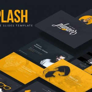 Splash Google Slides Template