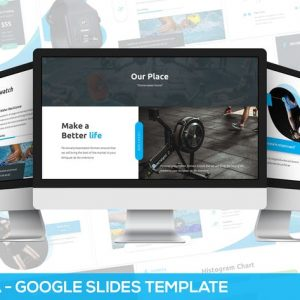 Sporta - Google Slides Presentation Template