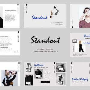 Standout Google Slides Presentation