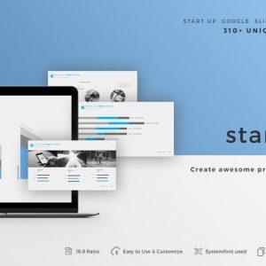 Startup Slides Template
