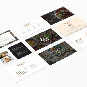Stew : Food Presentation Google Slides Template