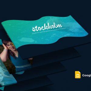 Stockholm - Google Slides Template