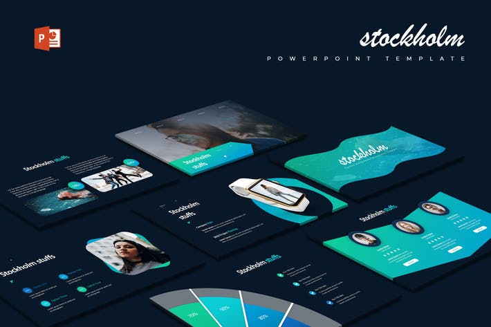 Stockholm - Powerpoint Template