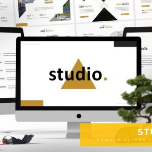 Studio - Google Slides Template