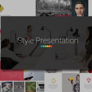 STYLE Google Slides