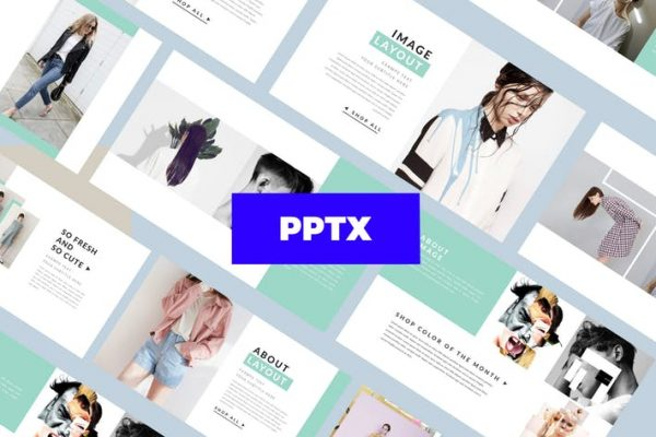 Stylist - Powerpoint