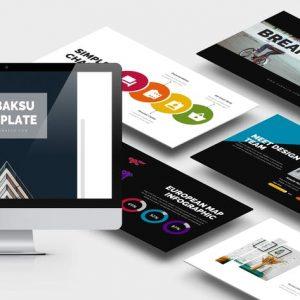 Subaksu : Minimal Studio Powerpoint Template