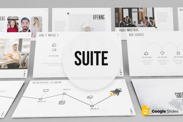 Suite - Google Slides templates