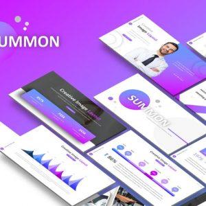 Summon - Google Slides Template