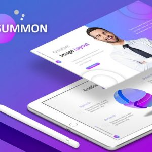 Summon - Powerpoint Template