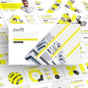 Swift Boost - Google Slides Template