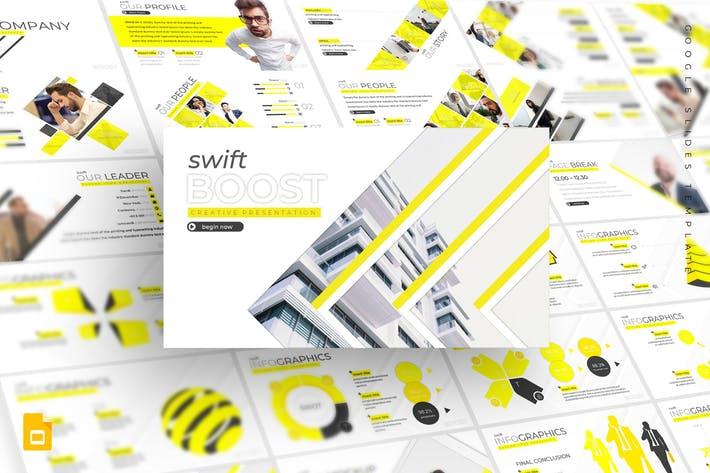 Swift Boost - Google Slides Template