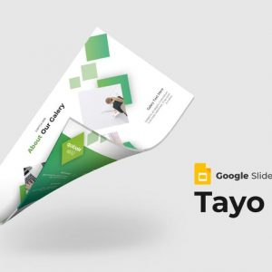 Tayo - Google Slides Template