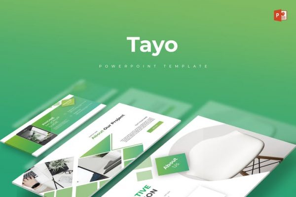 Tayo - Powerpoint Template