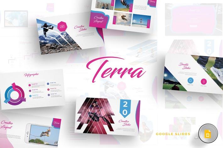 Terra Google Slide Template