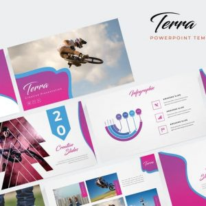 Terra Powerpoint Template