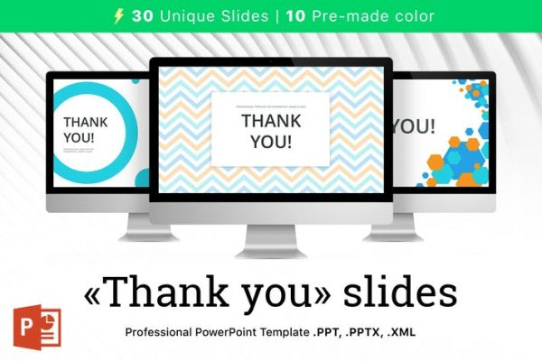 Thank you Slides for PowerPoint