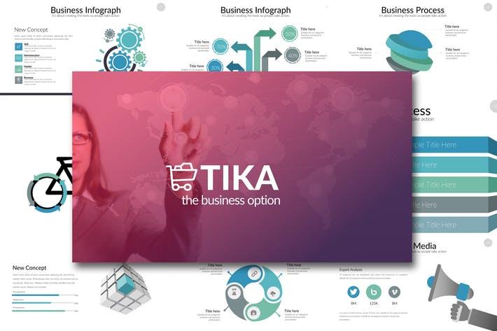 TIKA Google Slides