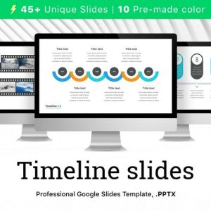 Timeline 2.0 for Google Slides
