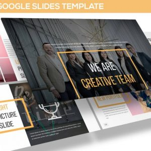 Tofo - Multipurpose Google Slides Template