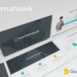 Tomahawk - Google Slides Template