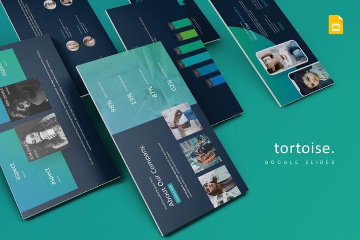 Tortoise - Google Slides Template