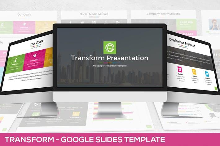 Transform - Google Slides Presentation Template