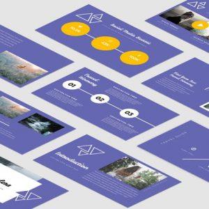 Travel Google Slides Presentation