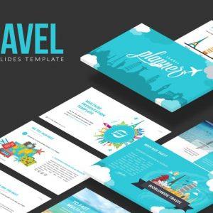Travel Google Slides Template