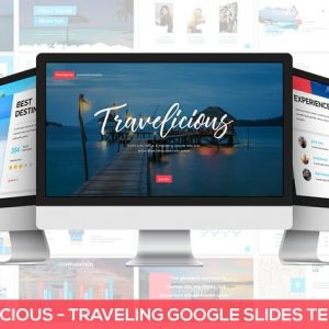 Travelicious - Google Slides Template