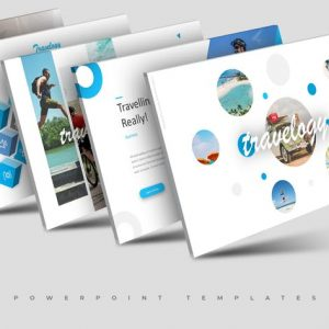 Travelogy - Powerpoint Template