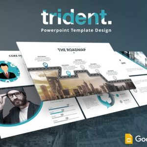 Trident - Google Slides Template