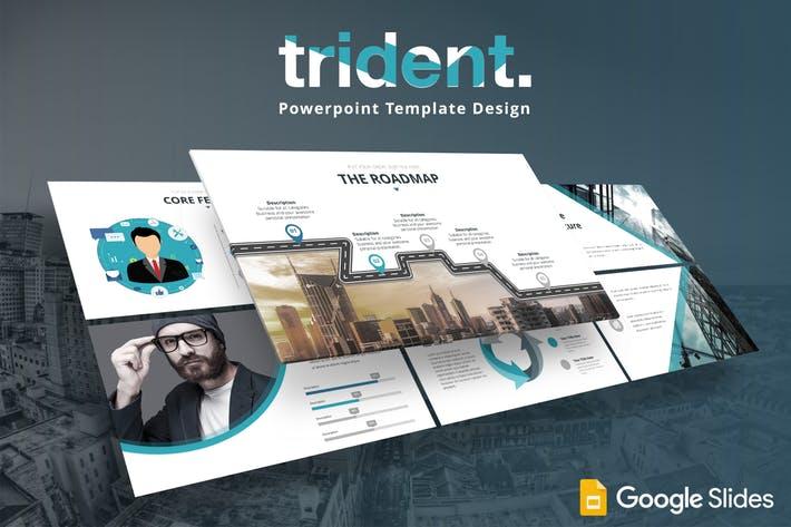 Trident - Google Slides Template