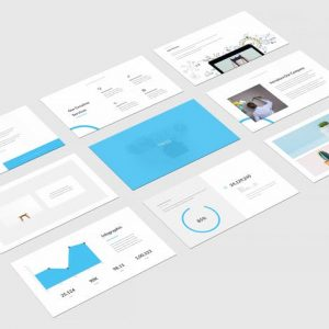 Triss Powerpoint Template