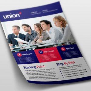 Union Multipurpose Flyer Template