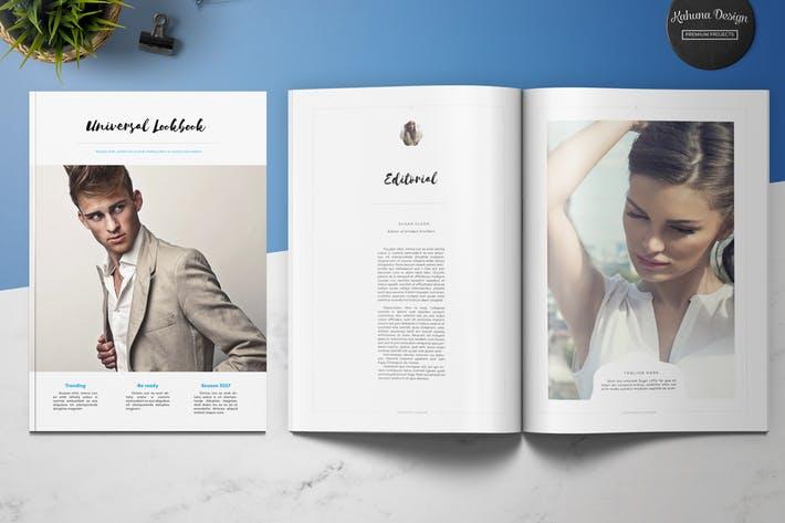 Universal Lookbook