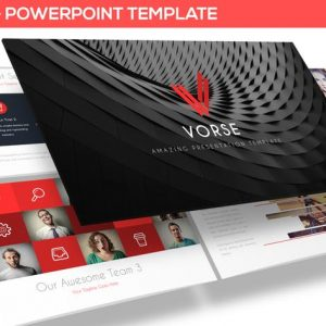 Vorse - Google Slides Template