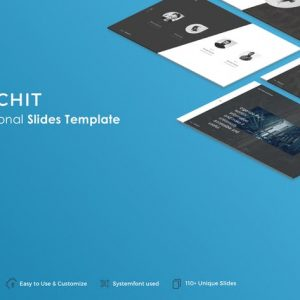 Watchit Slides Template