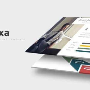 Wixa - Powerpoint Template