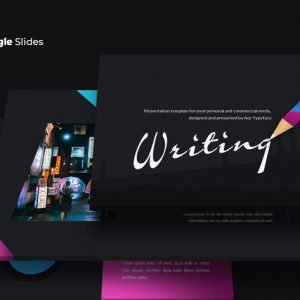 Writing - Google Slides Template