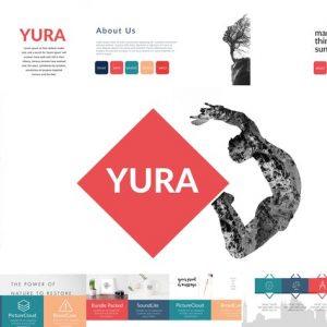 YURA Google Slides
