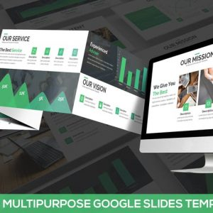 Zapnu - Multipurpose Google Slides Template