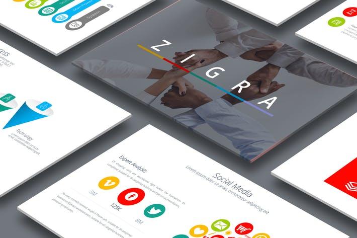 ZIGRA Google Slides