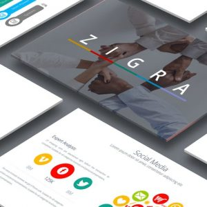 ZIGRA Powerpoint Template