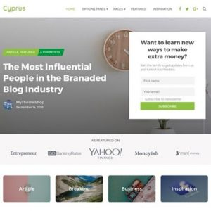 Cyprus – MyThemeShop