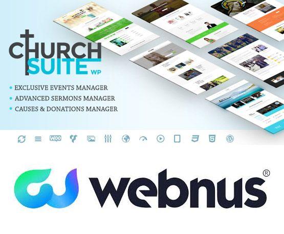 Church Suite – Webnus