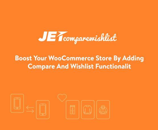 JetCompareWishlist plugin