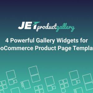 JetProductGallery plugin